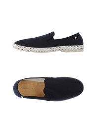 Rivieras Low Tops And Trainers Dark Blue