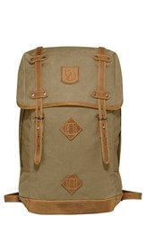 Fjall Raven Men's Fjallraven 'Rucksack No. 21' Large Backpack Brown Sand