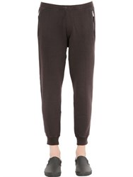 Dsquared Washed Cotton Jogging Pants