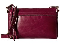 Hobo Tobey Red Plum Handbags