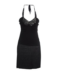 A'biddikkia Dresses Short Dresses Women Black