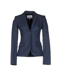 Gianfranco Ferre Gf Ferre' Suits And Jackets Blazers Women Slate Blue