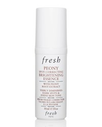 Peony Spot Correcting Brightening Essence 1 Oz. Fresh