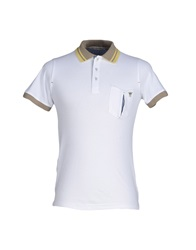 Primo Emporio Polo Shirts White