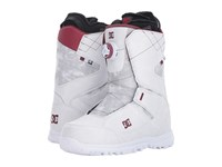 Dc Search Boot White Syrah Women's Cold Weather Boots