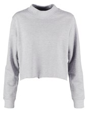Dr. Denim Dr.Denim Aileen Sweatshirt Light Grey Mix
