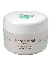 Hanae Mori Butterfly Body Cream No Color