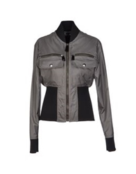 Paco Rabanne Jackets Grey