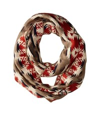 Pendleton Infinity Scarf Mountain Majesty Scarves Brown