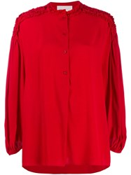 8Pm Dafoe Blouse Red