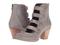Spring Step Anchor Grey Women's Dress Boots Gray