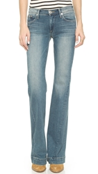True Religion Jessica Low Rise Flare Jeans Eastern Canal