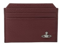 Vivienne Westwood Milano Small Card Holder Bordeaux