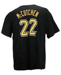 Majestic Big And Tall Andrew Mccutchen Pittsburgh Pirates Player T Shirt