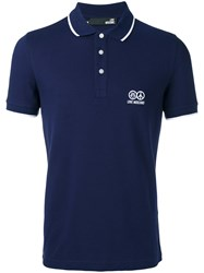 Love Moschino Classic Polo Shirt Blue