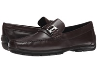Geox Mwintermonet2fit5 Coffee Men's Moccasin Shoes Brown
