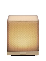 Armani Casa Oz Rechargeable Table Lamp W Dimmer Gold