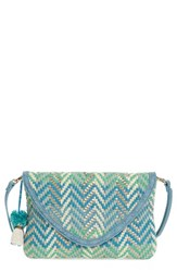 Steve Madden Steven By Woven Crossbody Bag