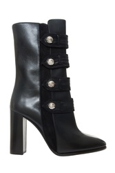 Isabel Marant Arnie Military Boots Black