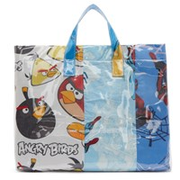 Comme Des Garcons Shirt Multicolor Pvc Bed Sheets Tote