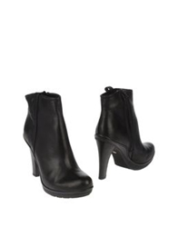 Mare Ankle Boots Black