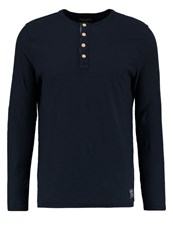 Abercrombie And Fitch Long Sleeved Top Black