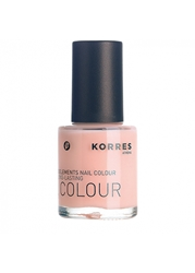 Korres Nail Lacquer Pastel Rose N A
