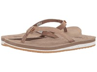 New Balance Classic Thong Brown Gum Women's Sandals