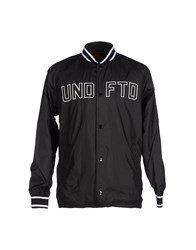 Undefeated Coats And Jackets Jackets Men Black