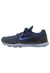 Nike Performance Free Trainer V7 Sports Shoes College Navy Deep Royal Blue