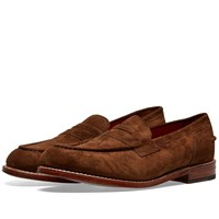 Grenson Maxwell Loafer Brown