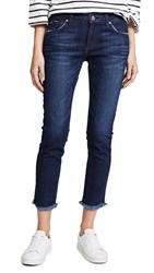 James Jeans Jesse Cropped Blue Jean