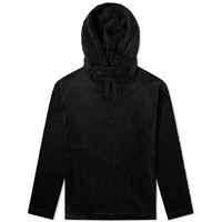 Engineered Garments Long Sleeve Hoody Black