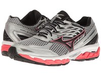 Mizuno Wave Paradox 3 High Rise Diva Pink Black Women's Running Shoes Silver