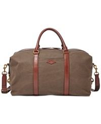 Fossil Campbell Weekender Brown