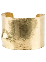 Wouters And Hendrix Gold 'Signature Cuff' Bracelet Metallic