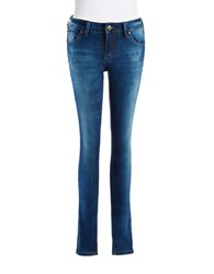 Buffalo David Bitton Skinny Jeans Blue