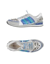 Happiness Low Tops And Trainers White