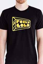 Fool's Gold Records Tee Black