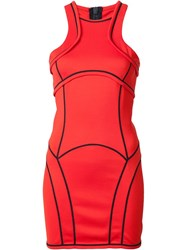 Dsquared2 Racerback Style Dress