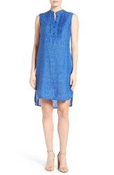 Nic Zoe Women's Drifty Linen Tunic Dress