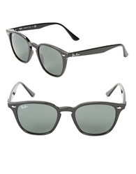 Ray Ban Square Wayfarer Sunglasses 0Rb4258 Black