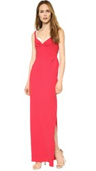 Marc Jacobs Sleeveless Gown Red