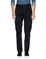 Daniele Alessandrini Homme Trousers Casual Trousers Black