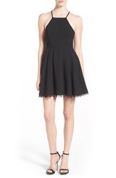 Women's Lovers Friends 'Cocktail' Fit And Flare Dress