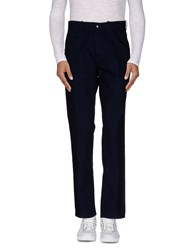 7 For All Mankind Trousers Casual Trousers Men Dark Blue