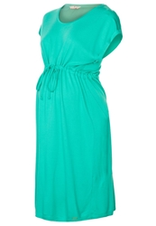 Bellybutton Delia Jersey Dress Jade Green Turquoise