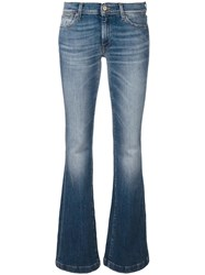 7 For All Mankind 'Charlize' Jeans Blue
