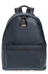 86ed0f365f52 Ted Baker London Crossgrain Backpack Blue Navy