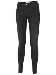 Fat Face Mid Rise Jeggings Black